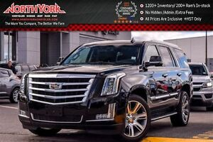2016 Cadillac Escalade Luxury Collection|4WD|360Cam|Sunroof|HUD|