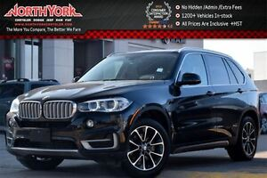 2014 BMW X5 xDrive35i|ColdWeather,Luxury,LightingPkgs|Sunroof|