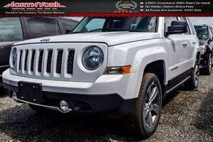 2016 Jeep Patriot NEW Car High Altitude 4x4 Sunroof Htd Front Se