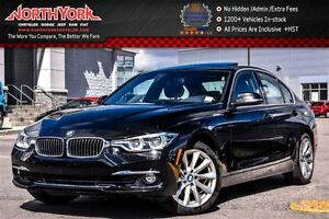 2016 BMW 3 Series 328i xDrive|AWD|HeatedFrontSeats|Navigation|Su