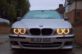 BMW E39 540i M Sport