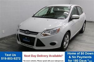 2013 Ford Focus SE HATCHBACK w/ HEATED SEATS! ALLOYS! POWER PACK