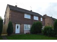 Two bedroom semi-detached house
