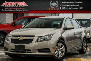 2014 Chevrolet Cruze 1LT|Bluetooth|Keyless_Entry|Sat Radio|AC|Po
