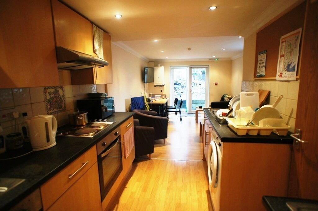 7 Bedroom Student House Rhymney Street Cathays Bills Inclusive
