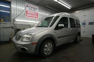 2012 Ford Transit Connect Wagon 5 PASSAGERS RARE , GARANTIE UN A
