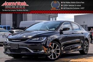 2016 Chrysler 200 C|Sun/SoundPkg|PanoSunroof|AlpineSpkrs|BackUpC