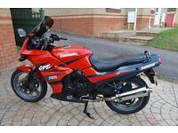 KAWASAKI GPZ500s - RED - 2002
