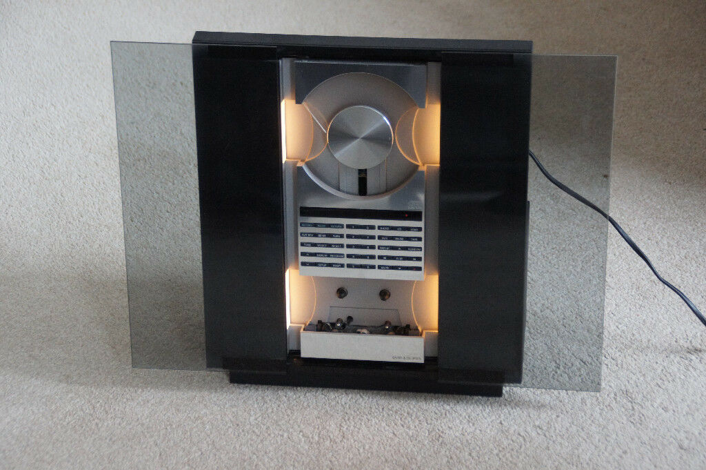 Bang & Olufsen Beosound Ouverture Cd/Tape player