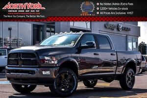 2017 Ram 2500 New Car SLT Night Edition|4x4|Diesel|Crew|Protect.