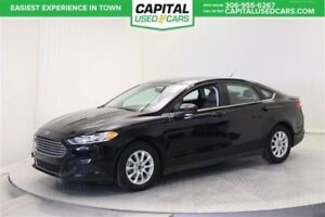 2016 Ford Fusion S **PST PAID** BACKUP CAMERA**  **BLUETOOTH**