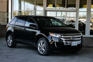 2013 Ford Edge Limited 4D Utility AWD Leather & Panoramic Moon &