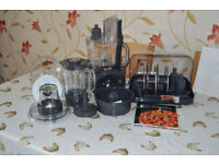 Kenwood multipro excel food processor FP980. Inc. attachments. Unused. Cost over £400