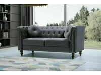 New Best Quality---Florence sofa 3+2 seater in Grey Colour **Cash on delivery** | Lowest price |