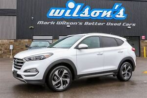 2016 Hyundai Tucson LIMITED AWD!  HEATED STEERING WHEEL & SEATS!