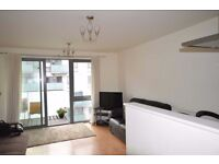 spacious one bedroom apartment in this lovely canal side development of Abbott`s Wharf, concierge