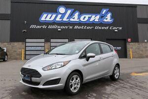 2015 Ford Fiesta SE $38/WK,5.49% ZERO DOWN! NEW BRAKES! HATCHBAC