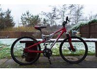 Apollo FS.26x Mountain Bike