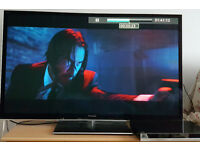 """Panasonic 50"""" True Colour HDTV with Free 3D Blu-Ray Player"""