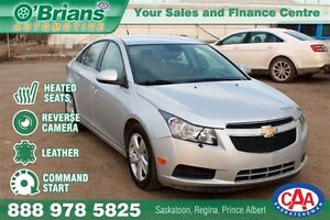 2014 Chevrolet Cruze Diesel - Htd Seats Leather