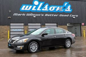2015 Nissan Altima 2.5S REAR CAMERA! NEW BRAKES! KEYLESS ENTRY!