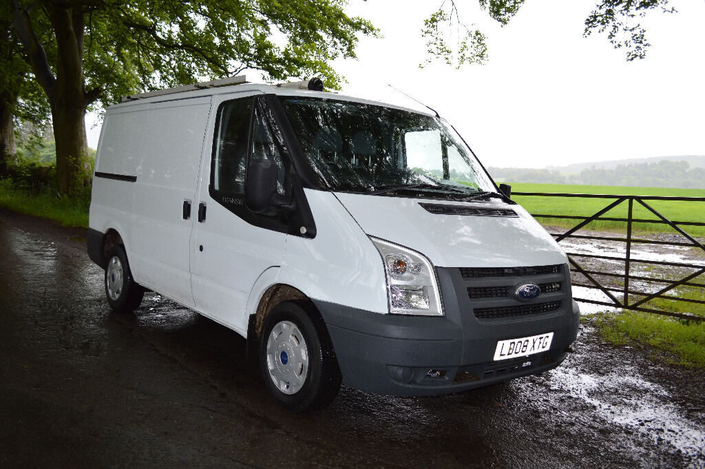 ford transit 2008 weight