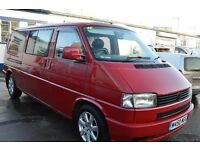 1995 VOLKSWAGEN TRANS CARAVELLE CL D LWB in good condition Good Runner with MOT Until July 2017
