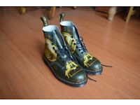 Size 6 Womens Doc Martins