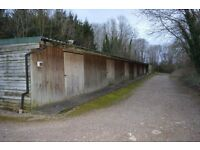 Storage Units Available for Rent - £50 to £150 per month