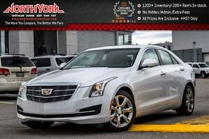 2016 Cadillac ATS Luxury Collection AWD|Sunroof|Leather|BOSE|Bac