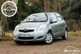 2009 (59) Toyota Yaris 1.33 TR Automatic 5dr £5295