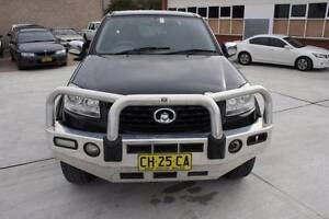 2012 Great Wall V200 Ute Canberra City North Canberra Preview