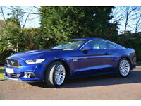 Ford Mustang 2015 UK V8 GT, 1700miles, Pick up a bargain at £34,500