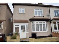 AMAZING VERY SPACIOUS THREE BEDROOM HOUSE FOR RENT IN DAGENHAM EAST RM10 NEXT TO STATION