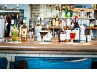 BAR SUPPORT - POPULAR ALL-DAY BRASSERIE - RIDING HOUSE CAFE - LONDON WEST END