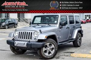 2016 Jeep WRANGLER UNLIMITED Sahara 4x4|Hard Top|Nav|R.Start|AC|