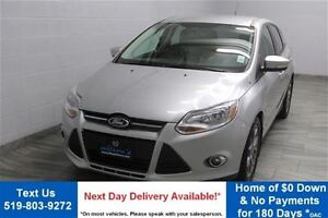 2014 Ford Focus SE HATCHBACK! HEATED SEATS! POWER PACKAGE! BLUET