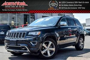 2015 Jeep Grand Cherokee Overland 4x4|CleanCarProof|Tow Grp|Pano