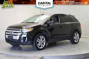 2013 Ford Edge Limited AWD PST PAID