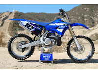MOTOCROSS bikes wanted dead or alive