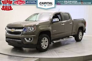 2015 Chevrolet Colorado Crew Cab  4WD LT **New Arrival**
