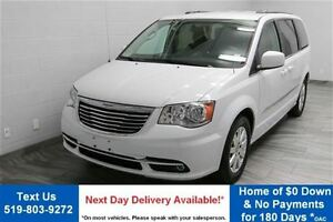 2016 Chrysler Town & Country TOURING w/ STOW & GO! REVERSE CAMER
