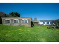 Detached 1 Bed Quirky Seaside Cottage FOR SALE, Mortehoe, North Devon. No time wasters.