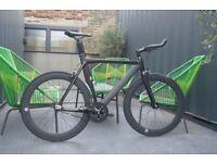 "Brand new NOLOG ""X"" TYPE single speed fixed gear fixie bike/ road bike/ bicycles + 1year warranty uu"