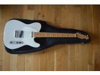 Fender Telecaster Classic 50s Series - White Blonde - MIM - 2017
