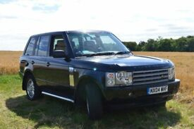Range Rover Vogue. Good condition. Full entertainment pack inc X-BOX and Parrott System.