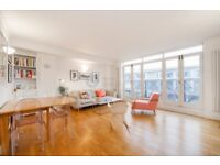REGENTS CANAL FACING * 2 BED 2 BATH * AMAZING NATURAL LIGHT.