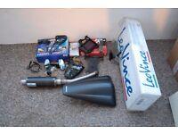Honda CBR250 R Leo Vince GP K&n air CBR250r