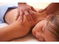 Massage relaxation and intim