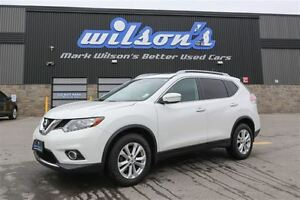 2014 Nissan Rogue SV! AWD! PANO ROOF! BLUETOOTH! HEATED SEATS! R